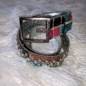 Guess - Multi-colored Belt